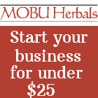 MOBU Herbals ~ Start your business for under $25!